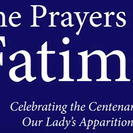 Father John-Mary Bowlin teaches The Prayers of Fatima: The Pardon Prayer
