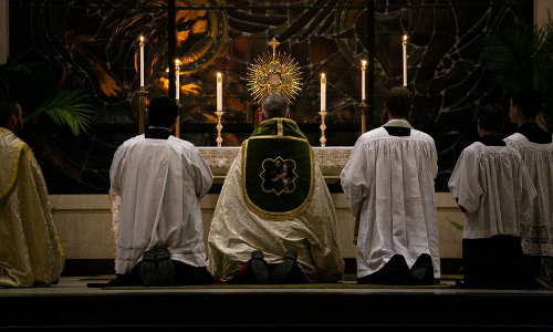 Looking for a Personal Relationship with Jesus? Take the Eucharist, Say the Church Fathers